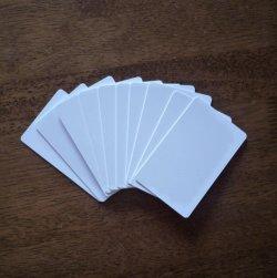 画像1: 非接触ICカードEM(薄型)10枚セット
